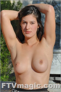 FTV Girl Liliana: Sexual Athenian (March 2009)