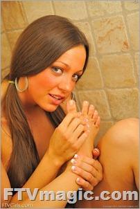 FTV Girl Abigail: Glamor Girl (December 2012)