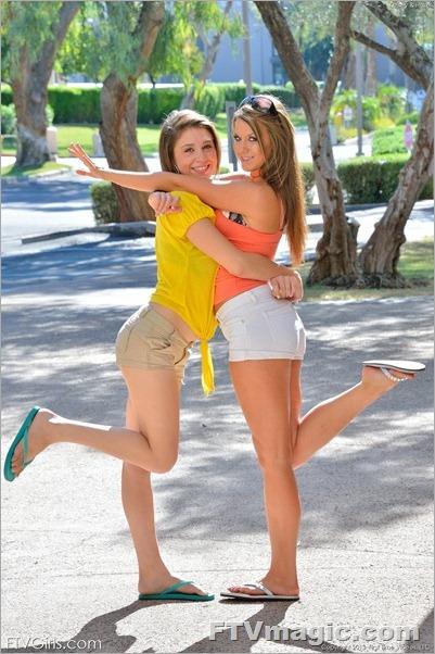 FTV Kelsey & Hazel: Best Friends (Nov 2013)
