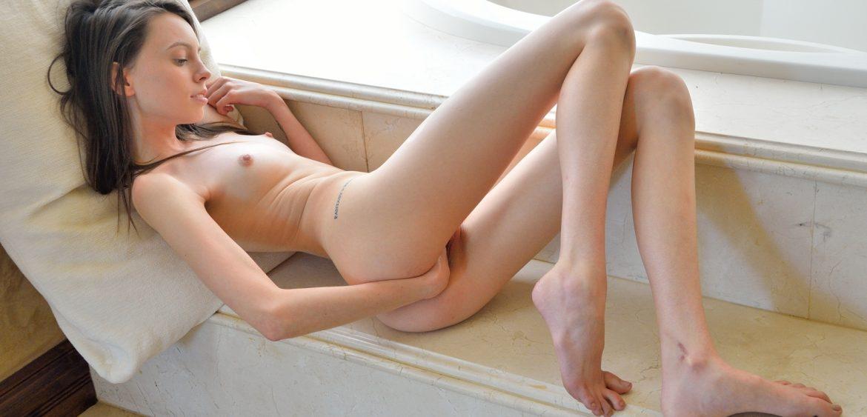 Skinny masturbating nude retarded bodies very
