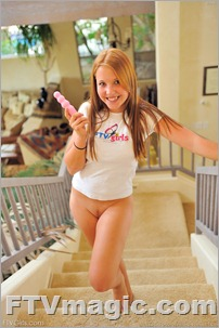 FTV Jacky: Busty Babyface 18 (May 2010)